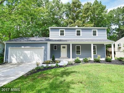 Single Family Home For Sale: 320 Foster Knoll Drive