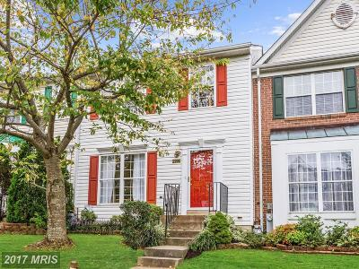 Abingdon Townhouse For Sale: 2206 Tidal View Garth
