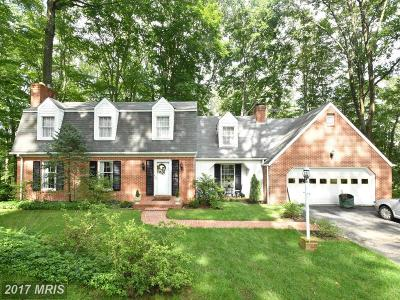Bel Air Single Family Home For Sale: 1501 Marboro Court