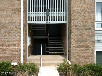 Bel Air Condo For Sale: 449 Moores Mill Road #1