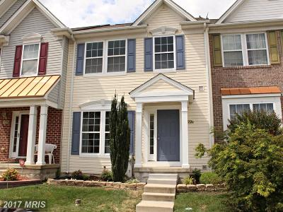 Townhouse For Sale: 1720 Waltman Road