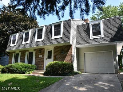 Bel Air Single Family Home For Sale: 1505 Amesbury Court