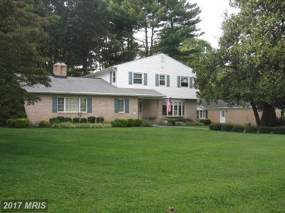 Aberdeen, Belcamp, Harvre De Grace, Havre De Grace Single Family Home For Sale: 603 Rowe Drive