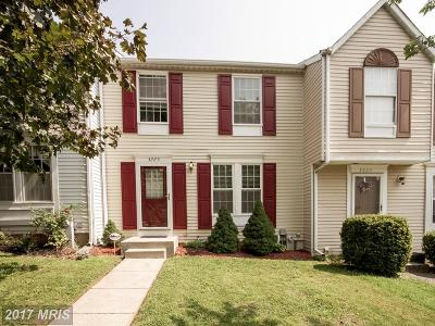 Abingdon Townhouse For Sale: 3225 Uniontown Way