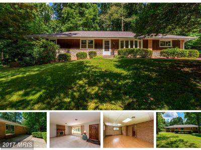 Fallston Single Family Home For Sale: 400 Stoney Terrace