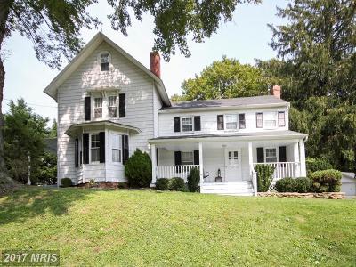 Forest Hill Single Family Home For Sale: 56 Jarrettsville Road E