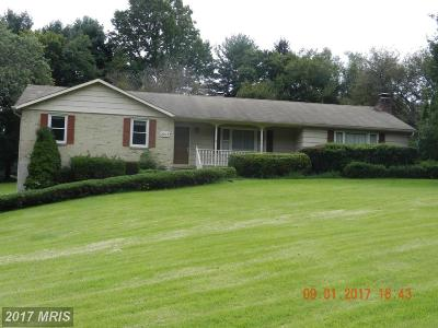 Fallston Single Family Home For Sale: 2219 Larchmont Drive