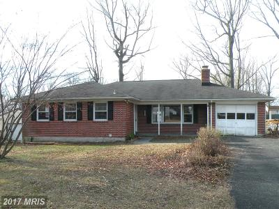 Harford, Harford County Single Family Home For Sale: 428 Hillcrest Drive