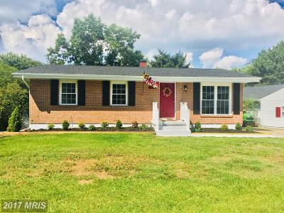 Edgewood Single Family Home For Sale: 2222 Perry Avenue
