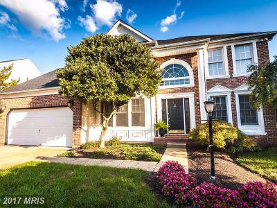 Abingdon Single Family Home For Sale: 309 Lindsay Court