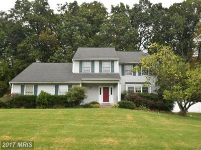 Harford Single Family Home For Sale: 2714 Meadow Tree Drive