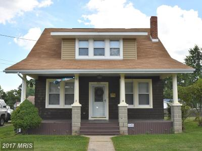 Aberdeen Single Family Home For Sale: 625 Walker Street