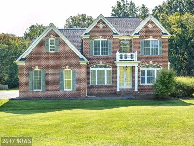 White Hall, Whiteford Single Family Home For Sale: 1625 Deep Run Road