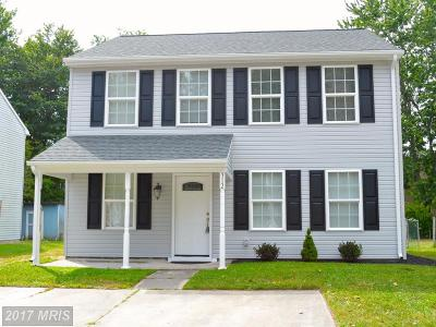 Edgewood Single Family Home For Sale: 312 Laburnum Road