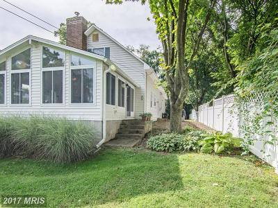 Forest Hill Single Family Home For Sale: 723 Chestnut Hill Road