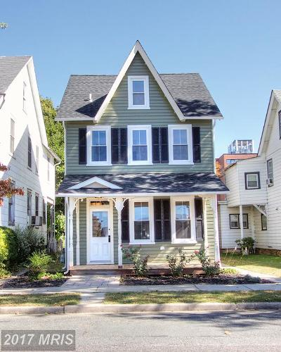 Aberdeen, Belcamp, Harvre De Grace, Havre De Grace Single Family Home For Sale: 121 Stokes Street