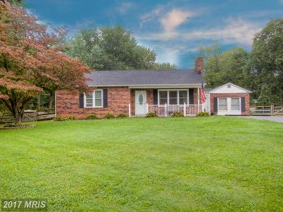 Darlington, Fallston, Forest Hill, Jarrettsville, Pylesville, Street, White Hall, Whiteford Single Family Home For Sale: 1613 Castleton Road