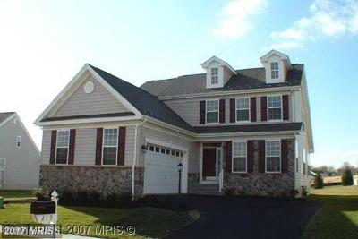 Aberdeen, Belcamp, Harvre De Grace, Havre De Grace Single Family Home For Sale: 219 Thunder Gulch Circle