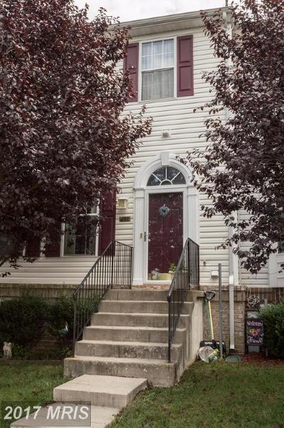 Abingdon MD Townhouse For Sale: $254,982
