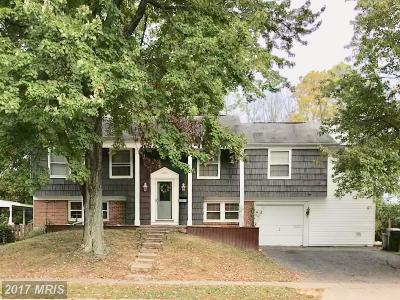 Joppa MD Single Family Home For Sale: $275,000
