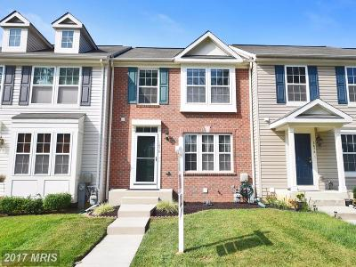 Aberdeen Townhouse For Sale: 1478 Wellspring Drive