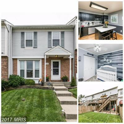 Abingdon MD Townhouse For Sale: $219,000