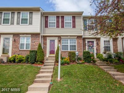 Abingdon Townhouse For Sale: 3114 Eden Drive