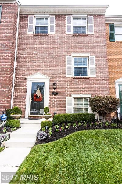 Edgewood Townhouse For Sale: 2828 Beckon Drive