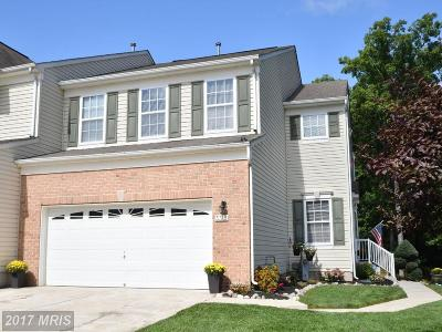 Abingdon Townhouse For Sale: 3315 Woodspring Drive