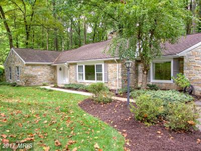 Bel Air Single Family Home For Sale: 1403 Rolling Place