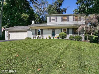 Forest Hill Single Family Home For Sale: 2002 Highfield Court
