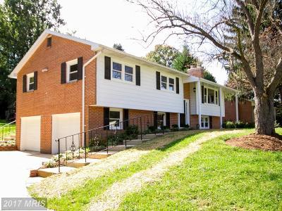 Forest Hill Single Family Home For Sale: 1107 Bernadette Road
