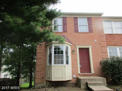 Harford Townhouse For Sale: 717 Court Square Way