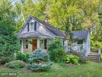 Bel Air Single Family Home For Sale: 312 Wheel Road E