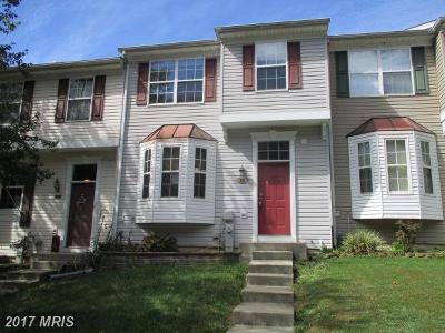 Havre De Grace Townhouse For Sale: 657 Spinnaker Way