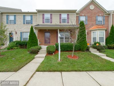 Abingdon Townhouse For Sale: 2929 Indiansummer Court