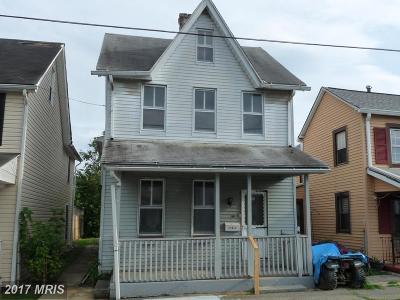 Havre De Grace Single Family Home For Sale: 656 Franklin Street