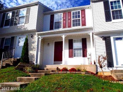 Edgewood MD Townhouse For Sale: $124,900