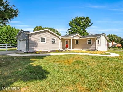 Forest Hill Single Family Home For Sale: 1730 Pleasantville Road