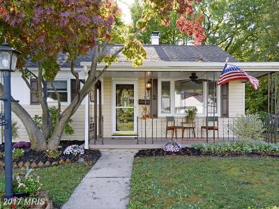 Havre De Grace Single Family Home For Sale: 132 Bay Boulevard
