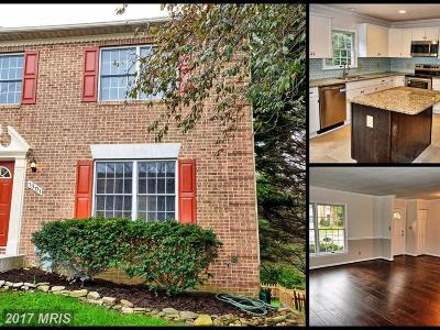 Bel Air Townhouse For Sale: 1301 Littlefield Place