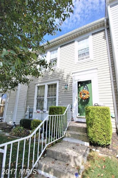 Abingdon Townhouse For Sale: 128 Spruce Wood Court