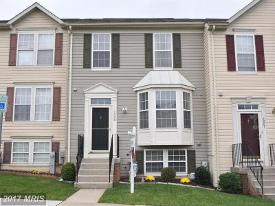 Harford Townhouse For Sale: 1009 Jeanett Way