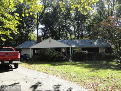 Harford Single Family Home For Sale: 2907 Trout Terrace