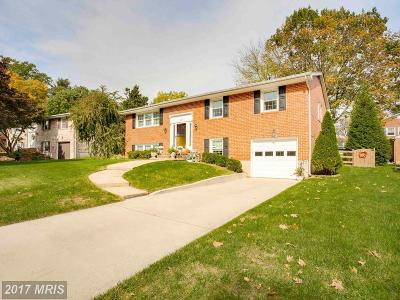Bel Air Single Family Home For Sale: 308 Idlewild Road