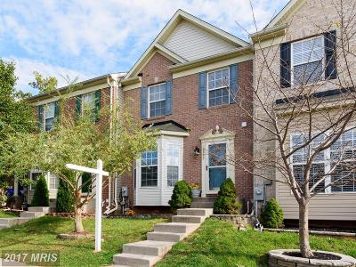Abingdon Townhouse For Sale: 2955 Raking Leaf Drive