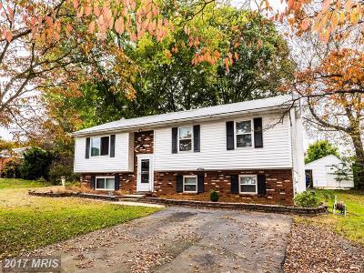 Havre De Grace Single Family Home For Sale: 1415 Bayview Drive
