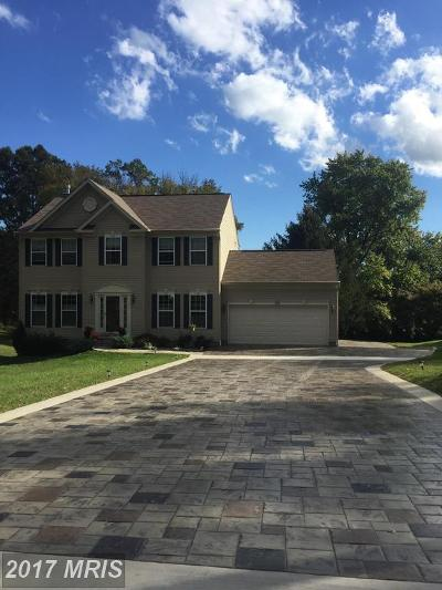 Joppa Single Family Home For Sale: 2305 McGuigan Drive