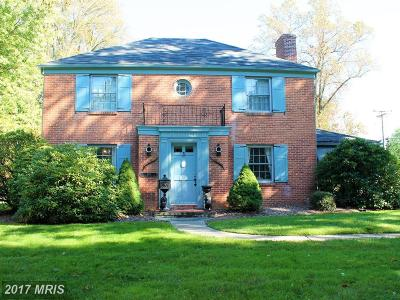 Bel Air Single Family Home For Sale: 603 Hickory Avenue