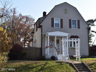 Aberdeen Single Family Home For Sale: 137 Post Road